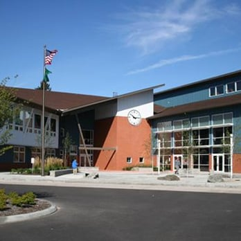 Spanaway Middle School - Middle Schools & High Schools - 303