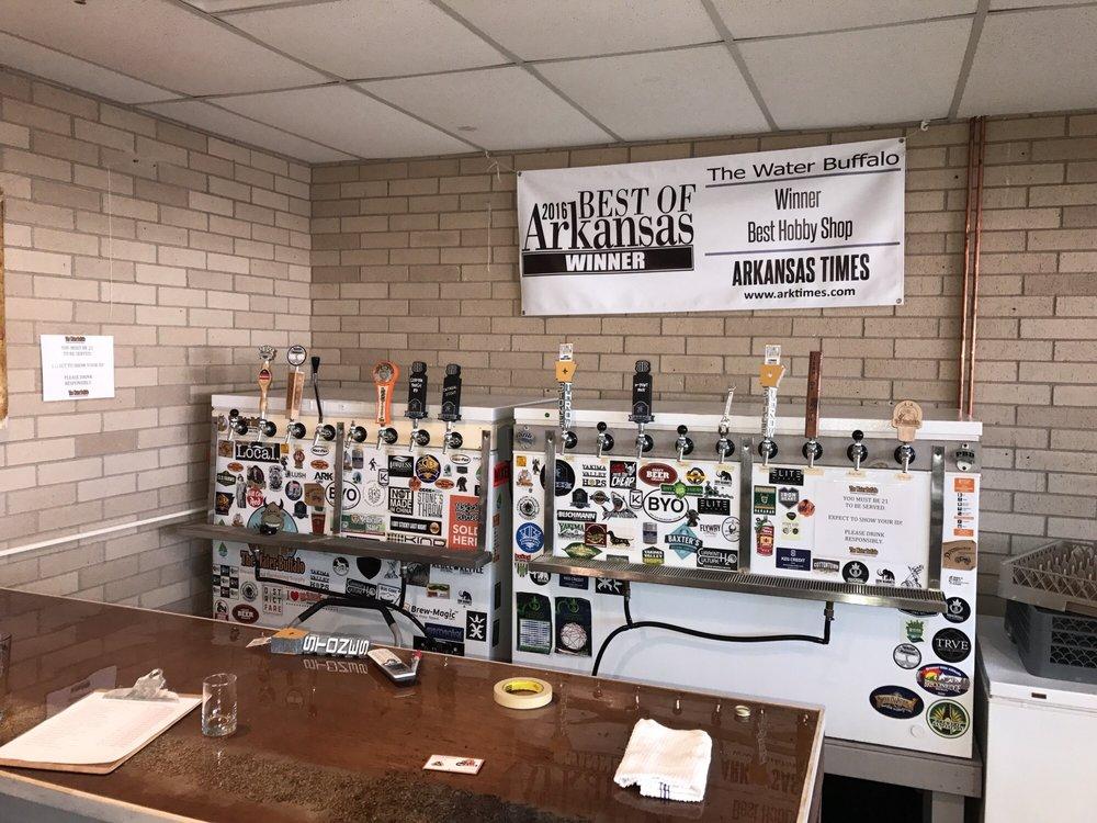 Buffalo Brewing Company: 5622 R St, Little Rock, AR