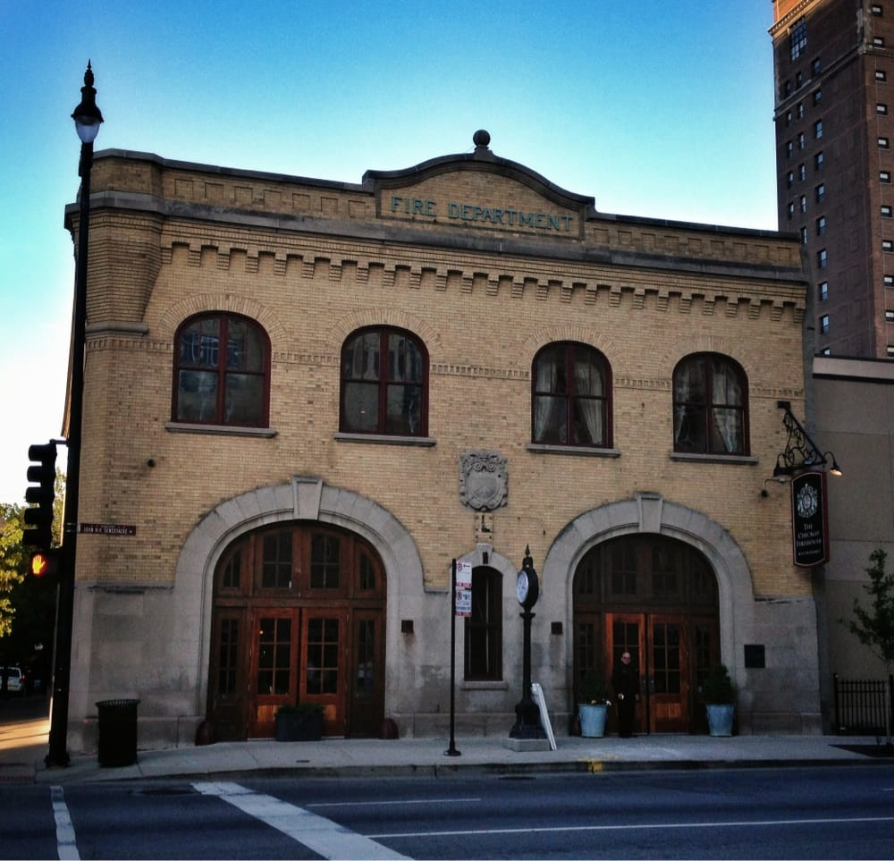 The Chicago Firehouse Restaurant Closed 76 Photos