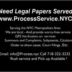 HPS Process Server NYC - Process Servers - 14929 114th Pl