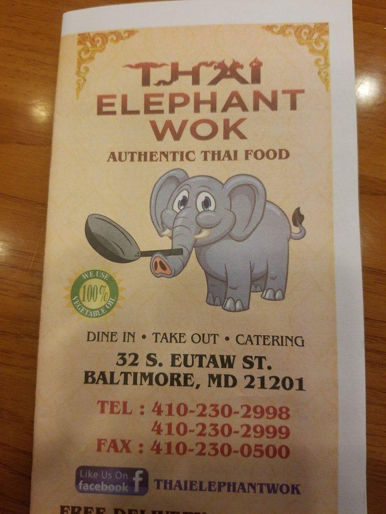 Thai Elephant Wok - Order Food Online - 136 Photos & 117