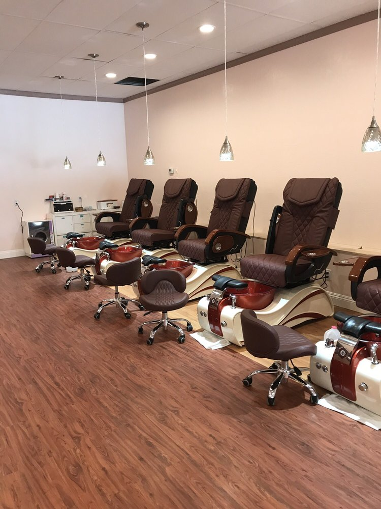 Angel Nails & Spa: 1880 Bellevue Rd, Atwater, CA
