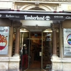 timberland store paris france