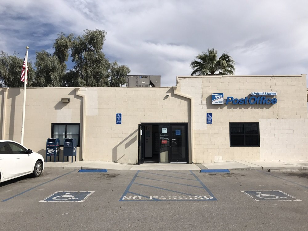 US Post Office: 91307 2Nd St, Mecca, CA