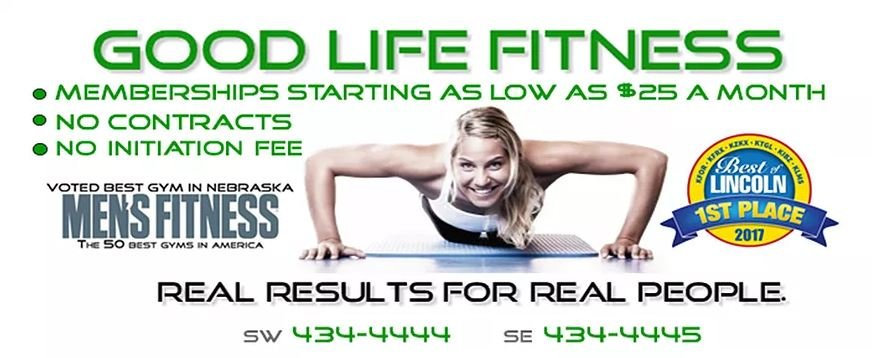 Good Life Fitness - Southeast: 8601 Amber Hill Ct, Lincoln, NE