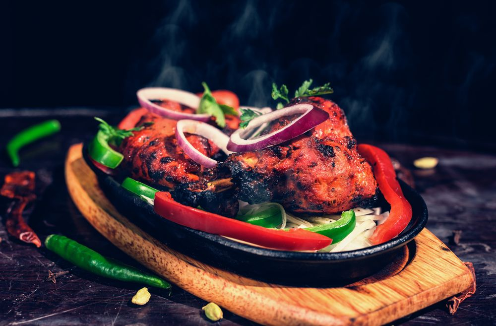 Bombay Kitchen Authentic Indian Cuisine: 4107 Lawrenceville Hwy, Tucker, GA
