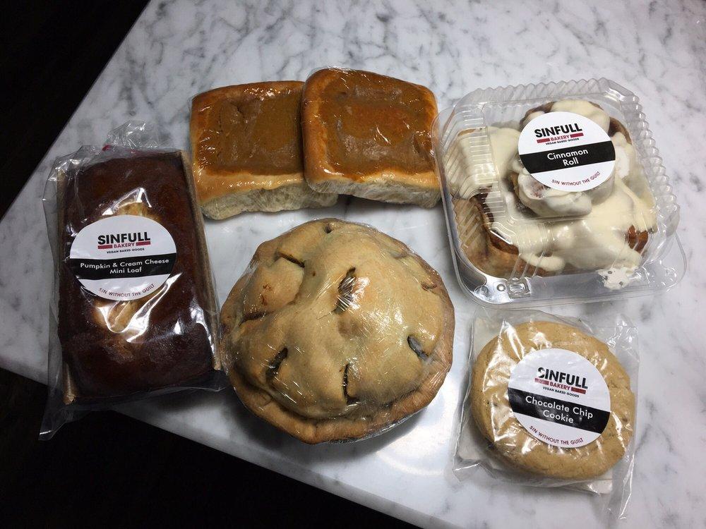 Sinfull Bakery: 1714 Webster St, Houston, TX