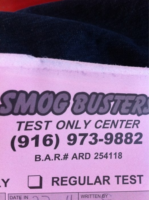 Gaa Stations Near Me >> Smog Busters - 20 Reviews - Smog Check Stations - 2590 ...