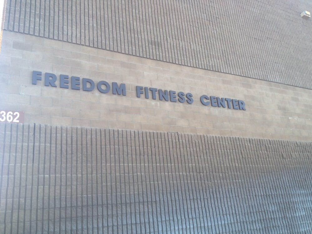 Freedom Fitness Center: 3RD St And F Ave, Fort Irwin, CA