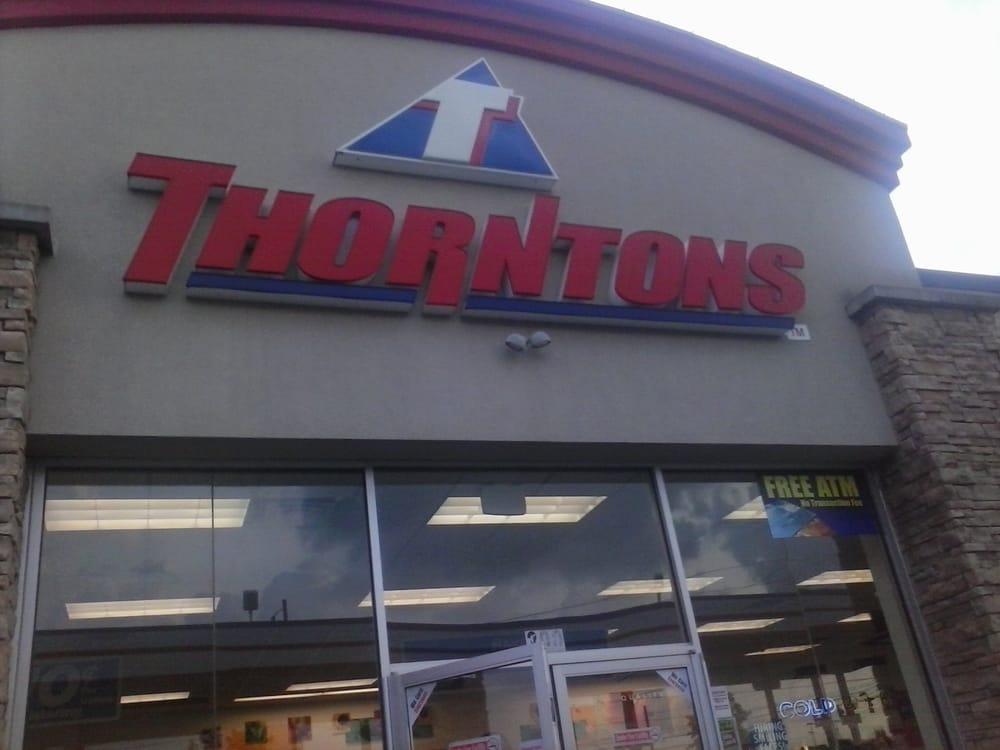 Thortons: 300 Sam Ridley Pkwy E, Smyrna, TN