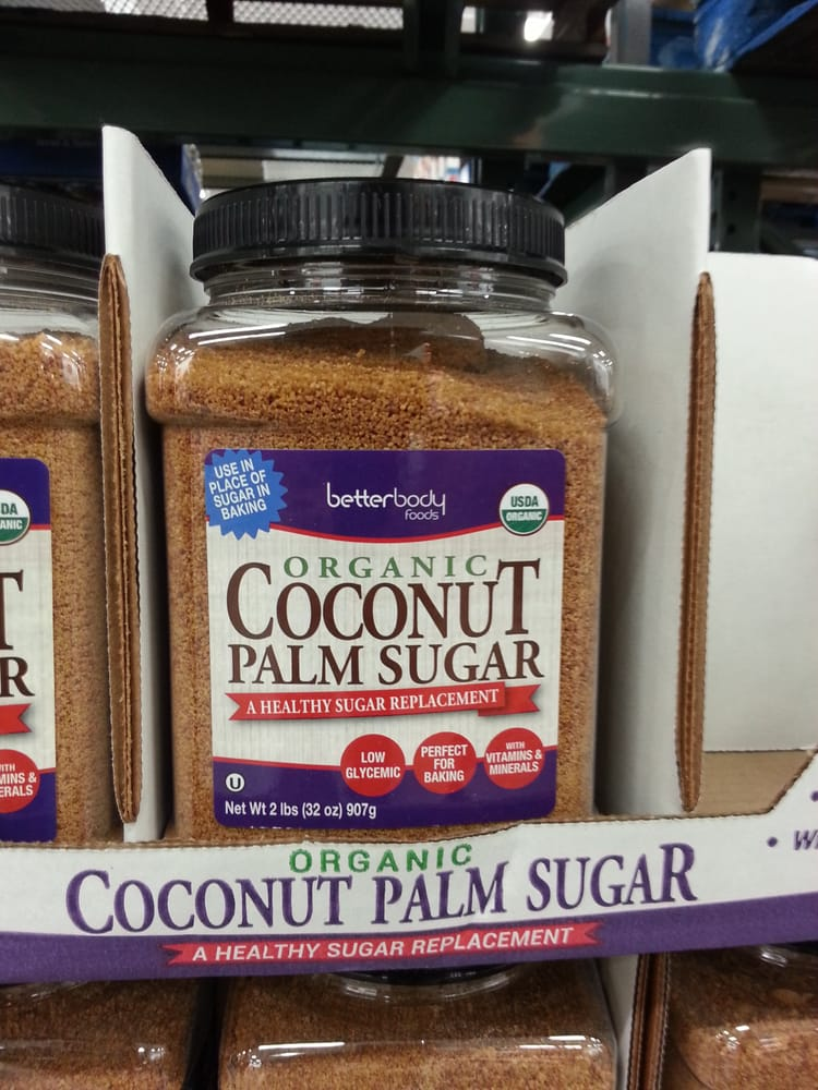 Organic coconut palm sugar yelp - Bj s wholesale club garden city ny ...