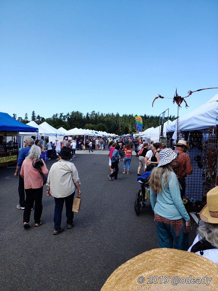 Sequim Lavender Farm Faire: 202 N Blake Ave, Sequim, WA