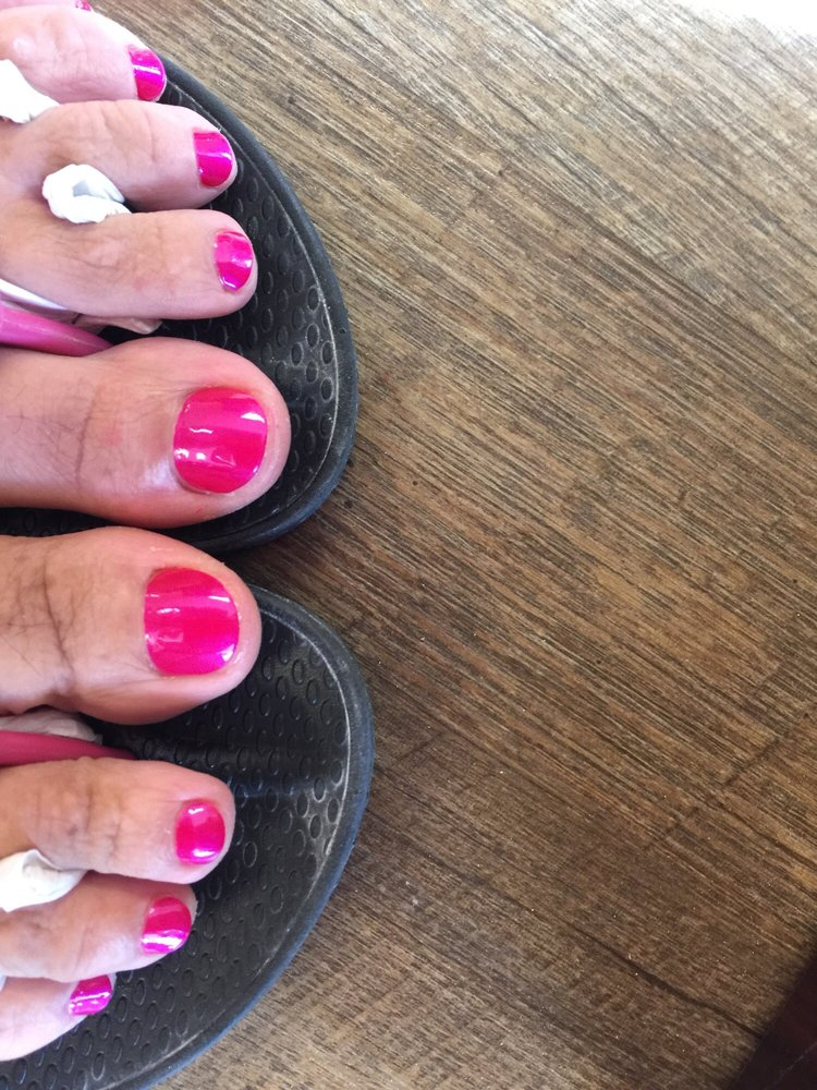 Foxy Nails and Spa: 291 S Collier Blvd, Marco Island, FL