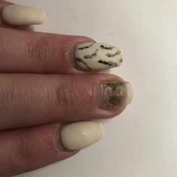 Photo of Perfect Ten Nail Salon - Renton, WA, United States. Lovely infection