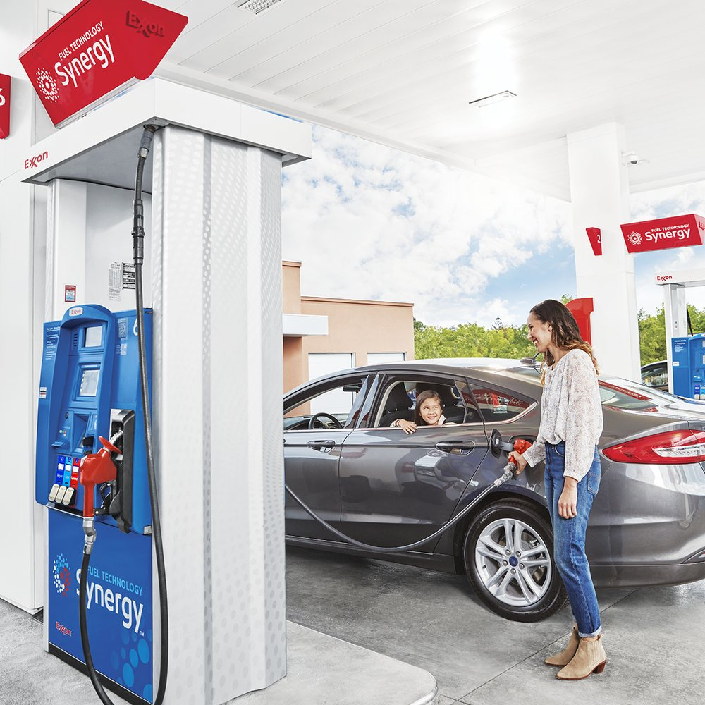 Exxon: 8489 Route 414, Liberty, PA