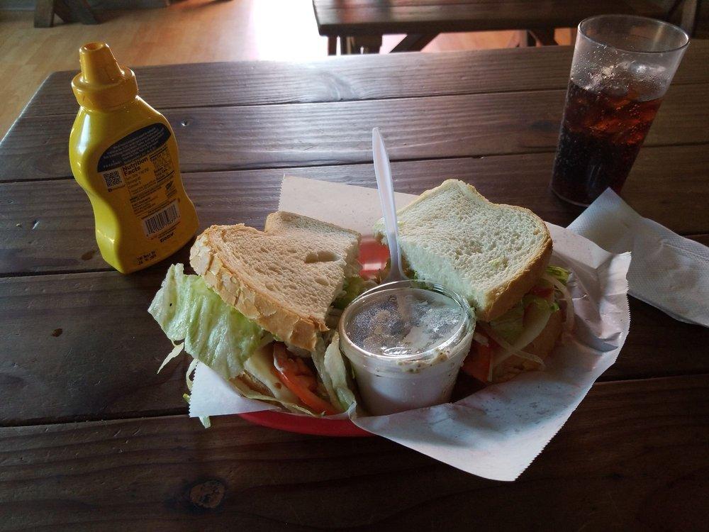 BJ's Restaurant and Sandwich Shop: 110 E Big Bear Blvd, Big Bear City, CA