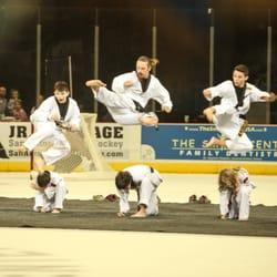 Korea America Taekwondo Academy Taekwondo 9585 Braun