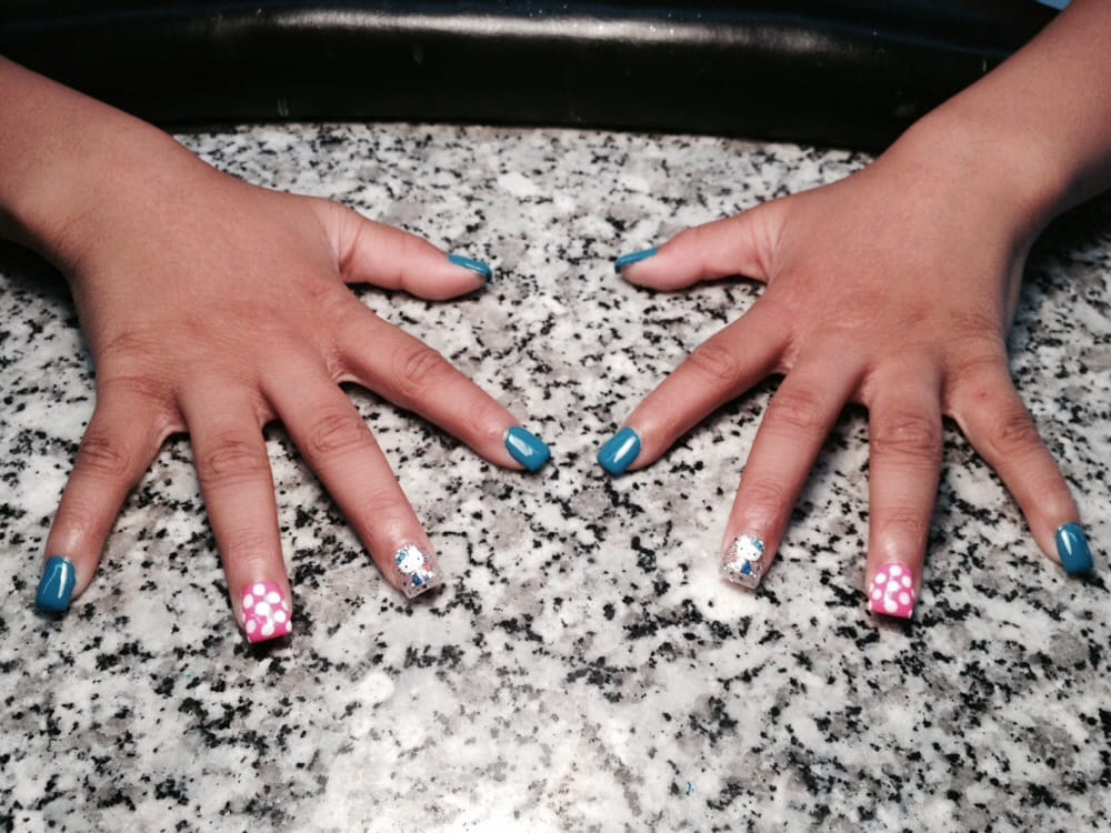 Ten Perfect Nails: 801 Hwy 51 N, Covington, TN