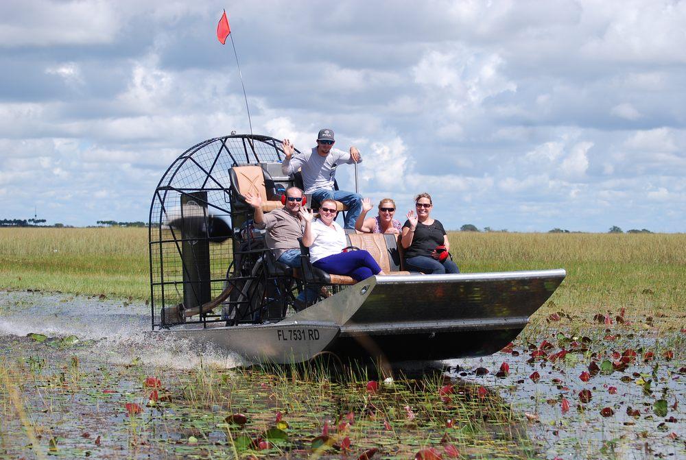 Swamp Tours Near Orlando