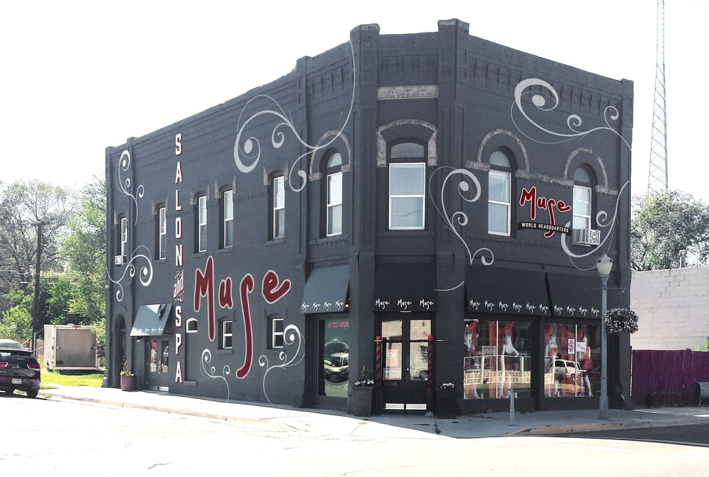 Muse Boutique Salon and Spa: 501 N Main St, Pocatello, ID