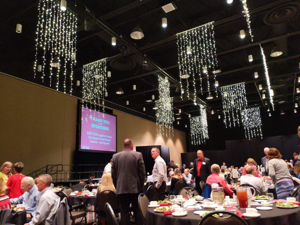 Horizon Convention Center: 401 S High St, Muncie, IN