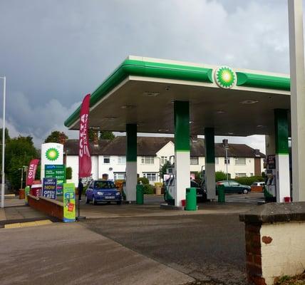 BP Service Station Snax 24 - Gas Stations - Bromborough Road