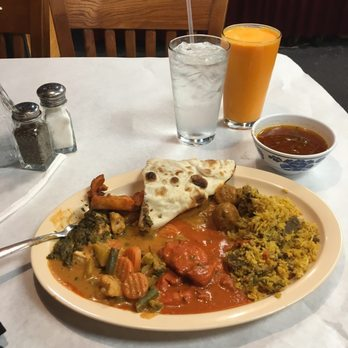 Indian Food Tulsa Memorial