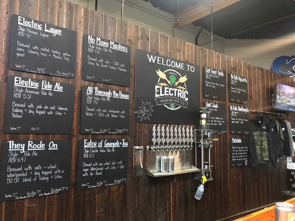 Electric Brewing Co