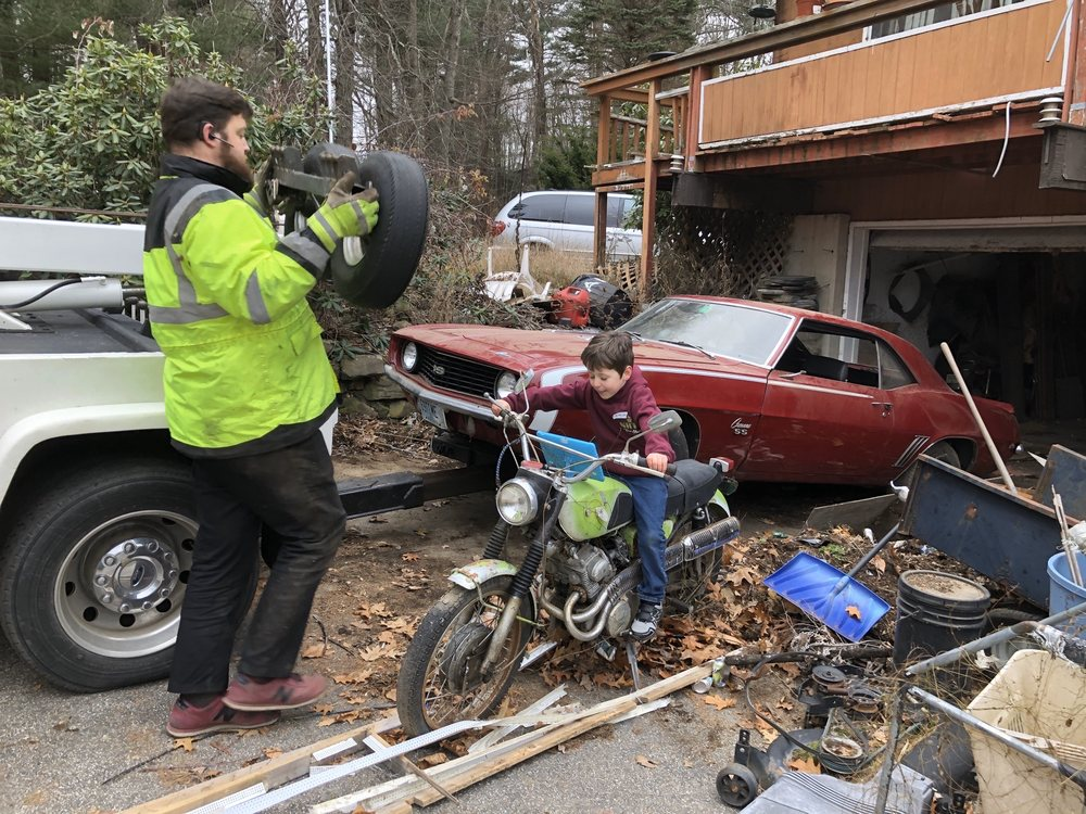 Towing business in Pelham, NH