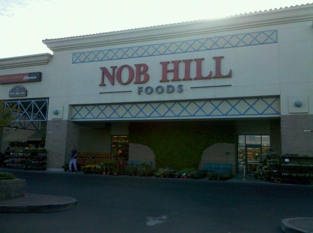 Nob Hill Foods Hollister Ca