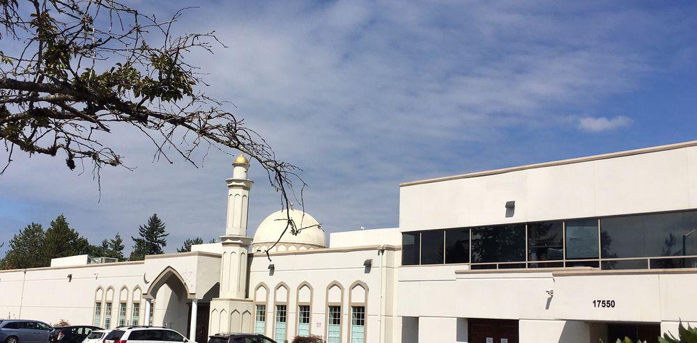 Muslim Association of Puget Sound: 17550 NE 67th Ct, Redmond, WA