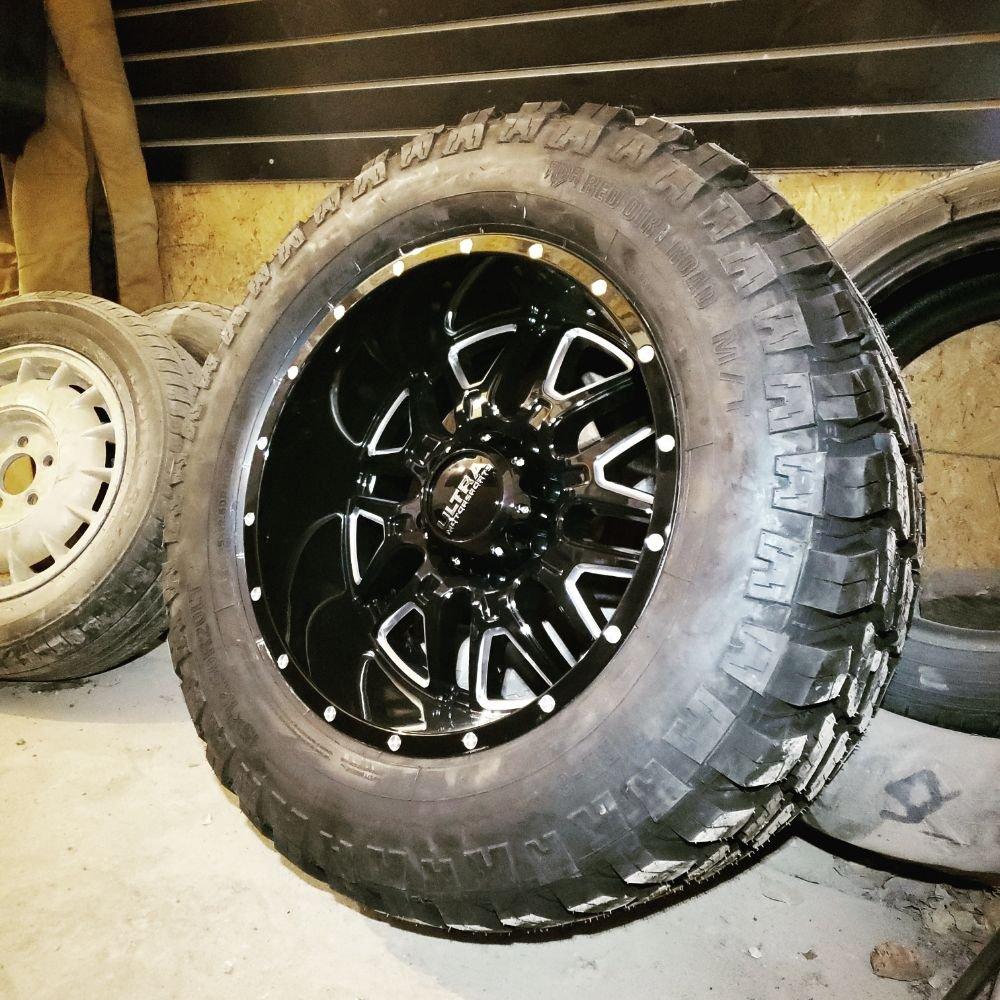 Wilson Tire: 726 Vermont Ave, Holton, KS