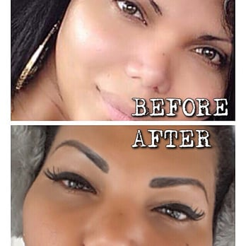 Permanent makeup at beauty clinique 25 photos 17 for How to make a permanent tattoo