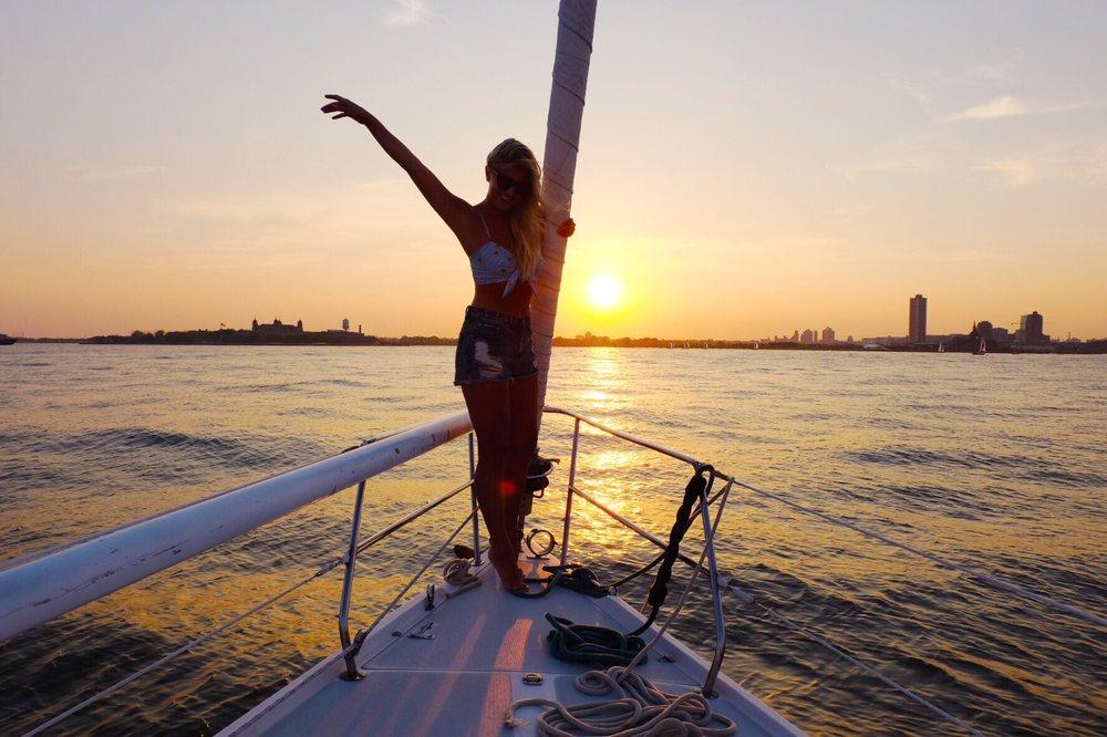 True Sailing NYC: 250 Vesey St, New York, NY