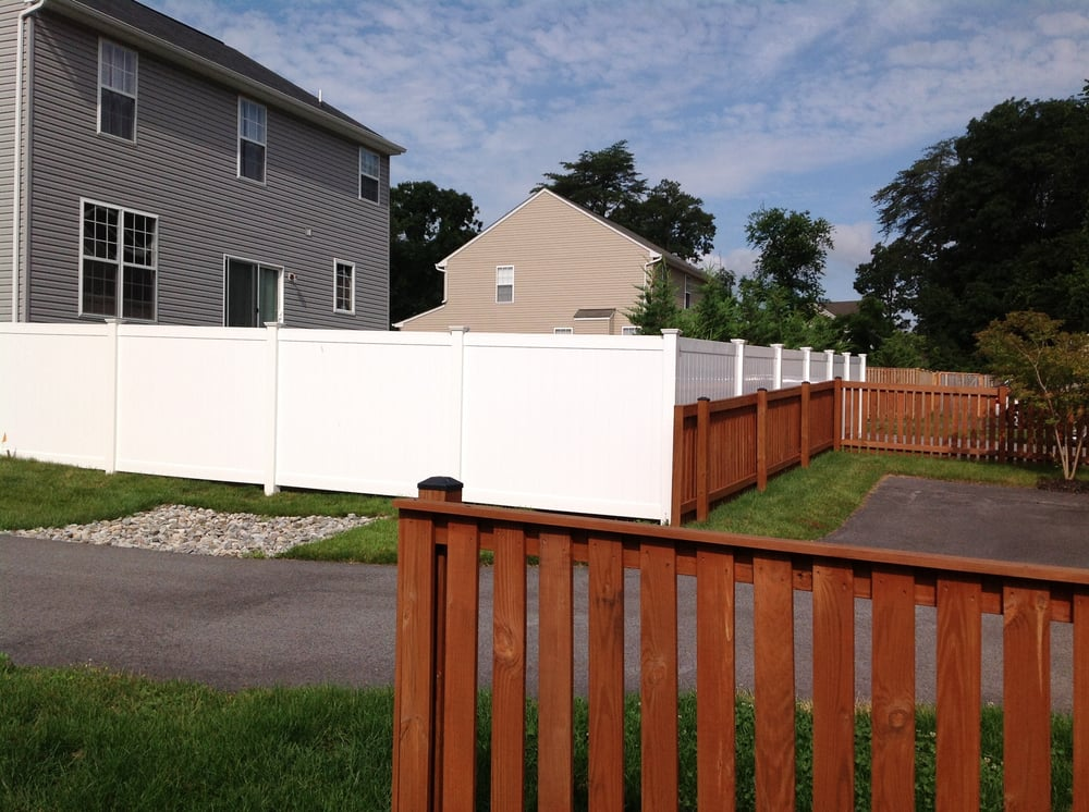 Fitzsimmons Fence: 1402 Ritchie Ct, Annapolis, MD