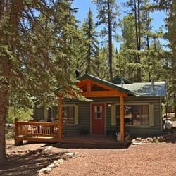 Photo Of Greer Cabin Connection Az United States Where We Stayed