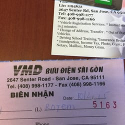 VMD Driving School - 23 Reviews - Driving Schools - 2647