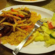 Chai Photo Of Kasba Halal Restaurant Seattle Wa United States Stewed Goat Meat