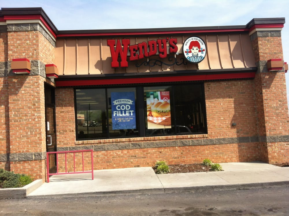 Wendy s takeaway fast food 1071 cosby hwy newport for Dining in newport tn