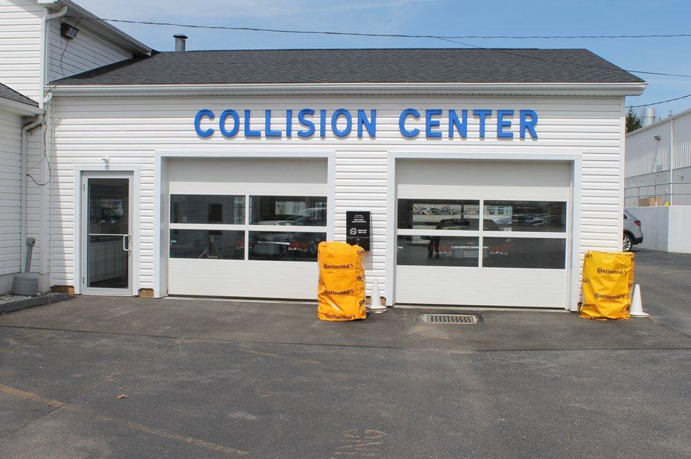 Preston Collision