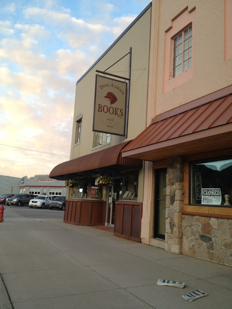 Dog-Eared Books: 498 N Washington St, Afton, WY