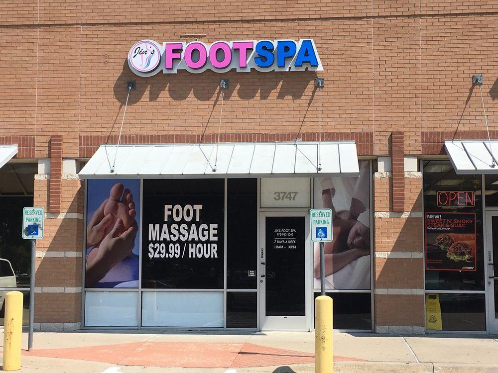 Jins Foot Spa: 3747 Belt Line Rd, Addison, TX