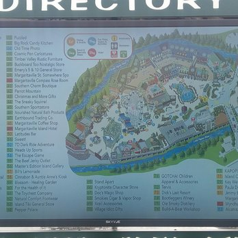Photo Of The Island In Pigeon Forge Pigeon Forge Tn United States