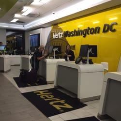 Hertz Car Rental Dulles International Airport