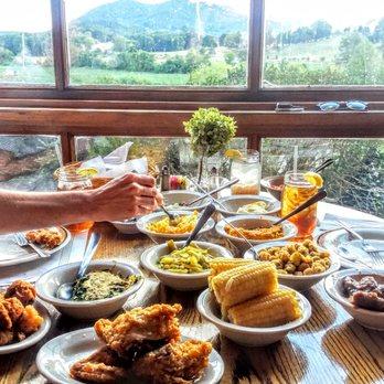 Photo Of The Dillard House Restaurant   Dillard, GA, United States. TONS Of