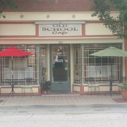 Photo Of Old School Cafe Huntingburg In United States