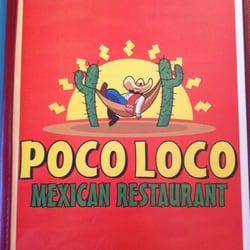Poco Loco Mexican Restaurant 58 Fotos Mexicano