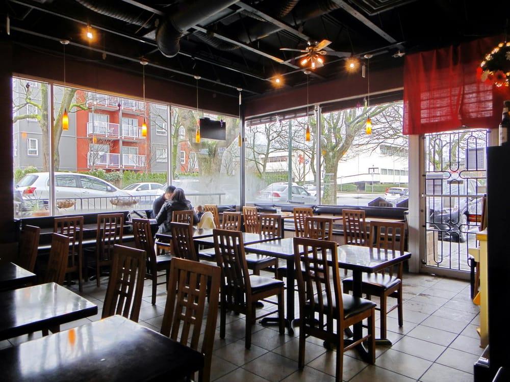Cafe De L Orangerie Vancouver Bc