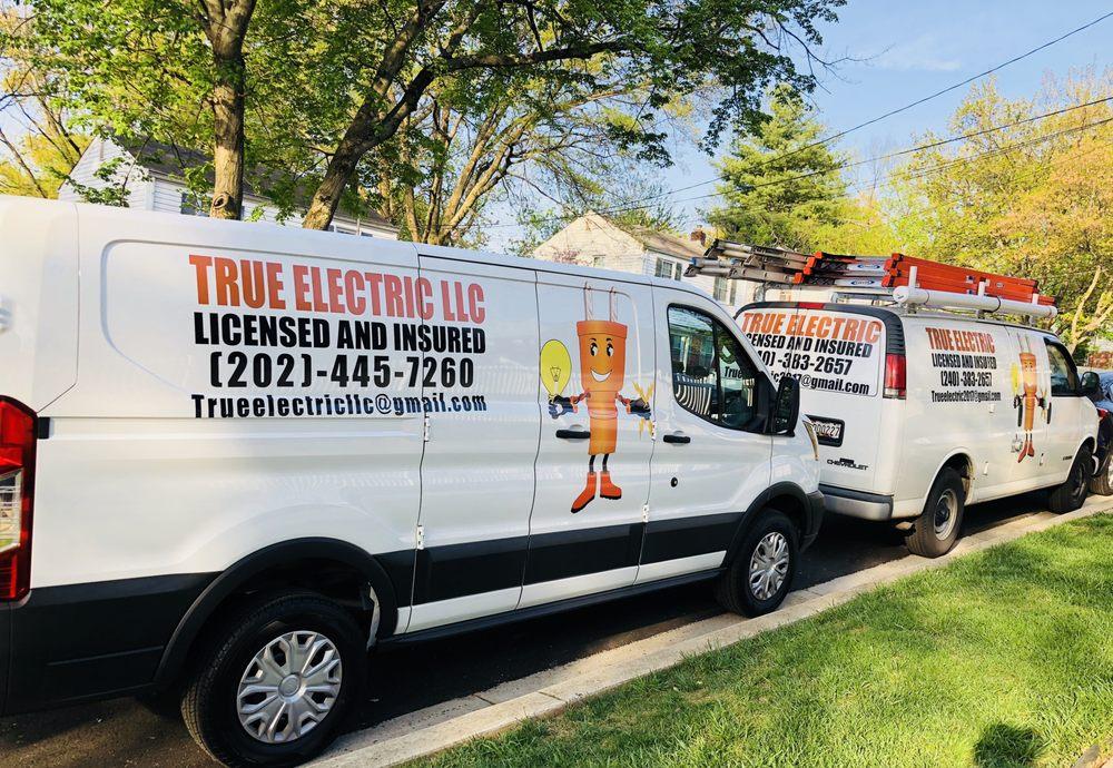 True Electric: 5008 Lackawanna St, College Park, MD