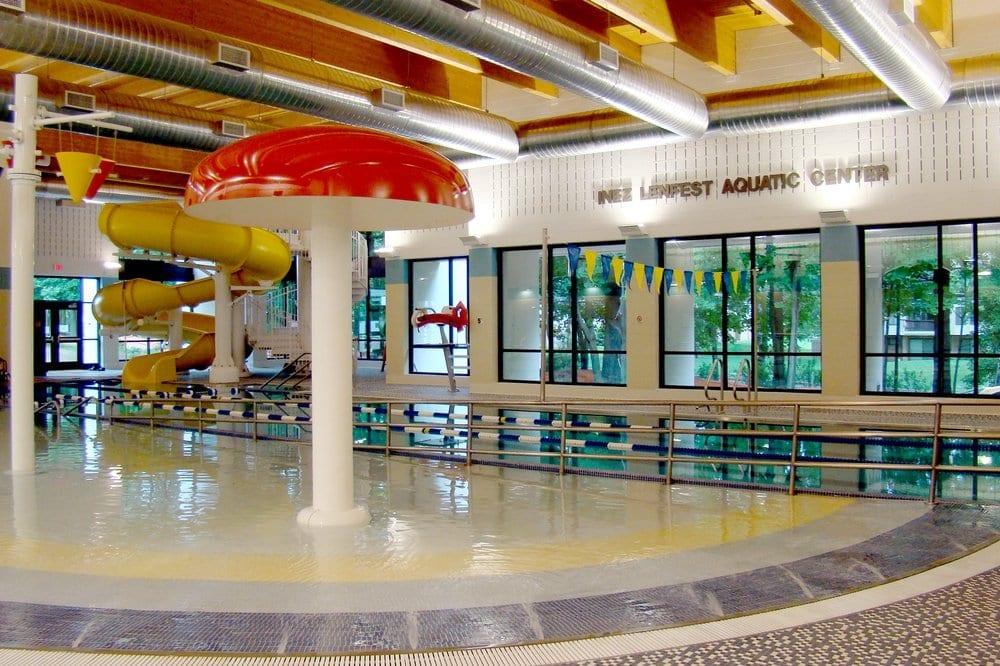 New inez lenfest aquatic center now open yelp - Cedar beach swimming pool allentown pa ...